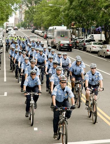 METROPOLITAN POLICE BICYCLE PATROL PATCH